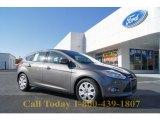 2012 Sterling Grey Metallic Ford Focus SE 5-Door #56156390