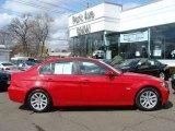 2007 Crimson Red BMW 3 Series 328xi Sedan #5598174