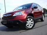 2008 Tango Red Pearl Honda CR-V EX #56156378