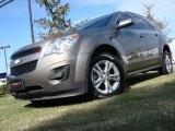 2010 Cyber Gray Metallic Chevrolet Equinox LT AWD #56156377
