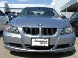 2007 Space Gray Metallic BMW 3 Series 328i Sedan #5612419