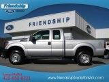 2012 Ingot Silver Metallic Ford F250 Super Duty XL SuperCab 4x4 #56156345