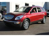2011 Red Jewel Tintcoat Buick Enclave CXL AWD #56156329