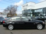 2008 Jet Black BMW 3 Series 335i Sedan #5598211
