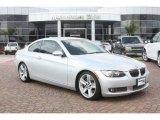 2008 Titanium Silver Metallic BMW 3 Series 335i Coupe #56189217