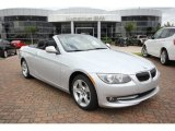 2012 Titanium Silver Metallic BMW 3 Series 335i Convertible #56189214