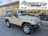 2011 Sahara Tan Jeep Wrangler Sahara 4x4 #56189202