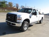 2008 Ford F250 Super Duty XL SuperCab 4x4 Data, Info and Specs