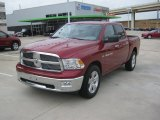2012 Deep Cherry Red Crystal Pearl Dodge Ram 1500 Lone Star Crew Cab #56189193