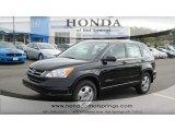 2011 Crystal Black Pearl Honda CR-V LX 4WD #56189173