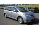 2012 Toyota Sienna Limited Data, Info and Specs
