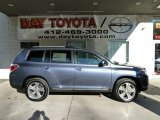 2012 Shoreline Blue Pearl Toyota Highlander Limited 4WD #56188909