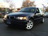 2004 Jet Black BMW 3 Series 325xi Sedan #56188903