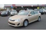 2012 Sandy Beach Metallic Toyota Camry LE #56189152