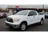 2012 Super White Toyota Tundra Double Cab #56189150
