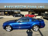 2006 Vista Blue Metallic Ford Mustang GT Premium Coupe #56189136