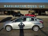 2012 Ingot Silver Metallic Ford Focus SEL Sedan #56189132