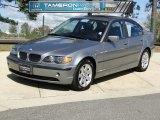 2003 Steel Grey Metallic BMW 3 Series 325i Sedan #56189323