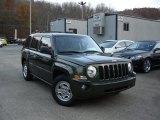 2007 Jeep Green Metallic Jeep Patriot Sport 4x4 #56188868