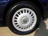 Volkswagen Cabrio 2002 Wheels and Tires
