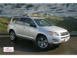 2011 Classic Silver Metallic Toyota RAV4 V6 Sport 4WD #56188843