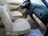 Volkswagen Cabrio Interiors