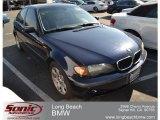 2004 Orient Blue Metallic BMW 3 Series 325i Sedan #56189094