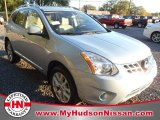 2012 Frosted Steel Nissan Rogue SL #56188681