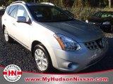 2012 Brilliant Silver Nissan Rogue SL #56188665