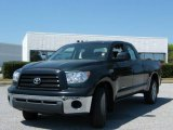 2008 Timberland Green Mica Toyota Tundra SR5 Double Cab #5602155