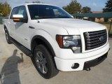 2011 Oxford White Ford F150 FX4 SuperCrew 4x4 #56189059
