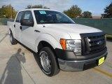 2011 Oxford White Ford F150 XL SuperCrew #56189057