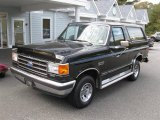 Ford Bronco 1990 Data, Info and Specs