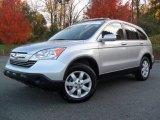 2009 Alabaster Silver Metallic Honda CR-V EX-L 4WD #56231361