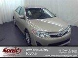 2012 Sandy Beach Metallic Toyota Camry LE #56231337