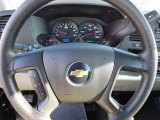 2010 Chevrolet Silverado 1500 LS Regular Cab 4x4 Steering Wheel
