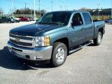 2012 Chevrolet Silverado 1500 Blue Granite Metallic