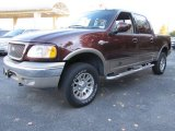 2003 Ford F150 King Ranch SuperCrew 4x4 Data, Info and Specs