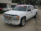 2005 Summit White GMC Sierra 1500 SLE Extended Cab #56231284