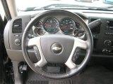 2010 Chevrolet Silverado 1500 LT Crew Cab Steering Wheel