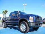 2008 Ford F350 Super Duty FX4 SuperCab 4x4 Data, Info and Specs