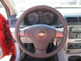 2010 Chevrolet Cobalt XFE Coupe Steering Wheel
