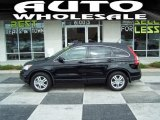 2010 Crystal Black Pearl Honda CR-V EX-L #56231267