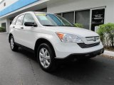 2008 Taffeta White Honda CR-V EX #56230983