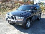 2002 Black Jeep Grand Cherokee Laredo 4x4 #56230982