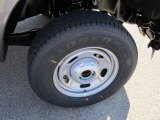 2012 Ford F250 Super Duty XL Regular Cab 4x4 Base steel wheel