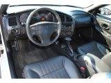 2000 Chevrolet Monte Carlo SS Ebony Interior