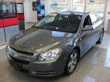2008 Dark Gray Metallic Chevrolet Malibu LT Sedan #56231409