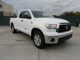 2012 Super White Toyota Tundra Double Cab #56231163