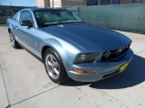 2006 Windveil Blue Metallic Ford Mustang V6 Premium Coupe #56275273